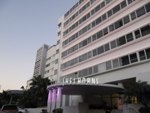 South beach's Shelborne Hotel