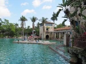 Coral Gables' Venetian Public Pool